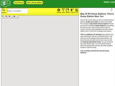 RVDumpSites.net - RVDumpSites.net